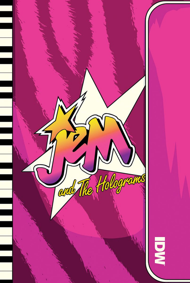 Jem and The Holograms (Outrageous Edition)