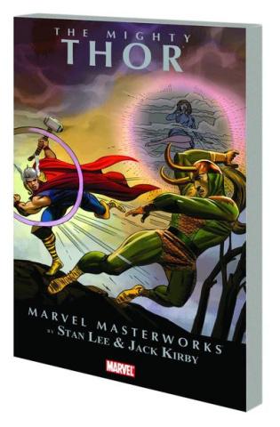 Marvel Masterworks: Mighty Thor Vol. 2