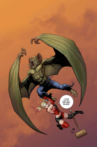 Harley Quinn #36 (Variant Cover)