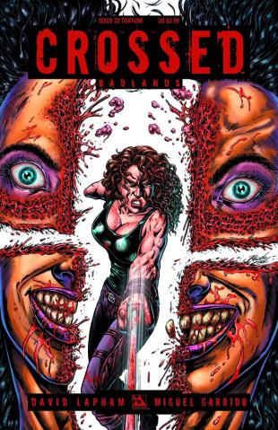 Crossed: Badlands #23 (Torture Cover)