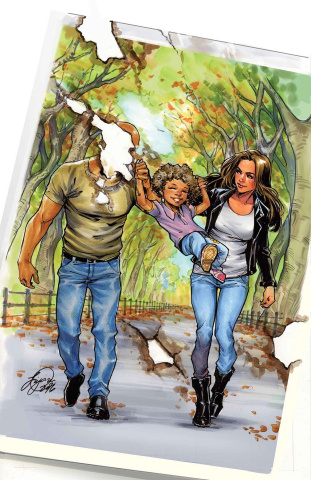 Jessica Jones #2 (Oum Cover)