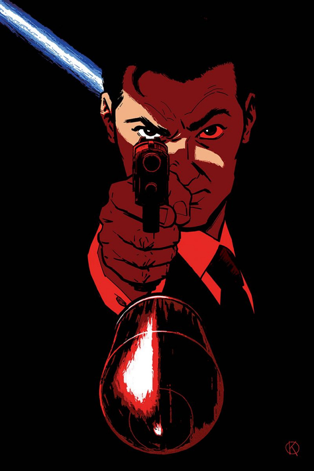 James Bond: 007 #9 (30 Copy Kano Virgin Cover)