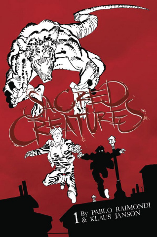 Sacred Creatures #1 (Miller Cover)
