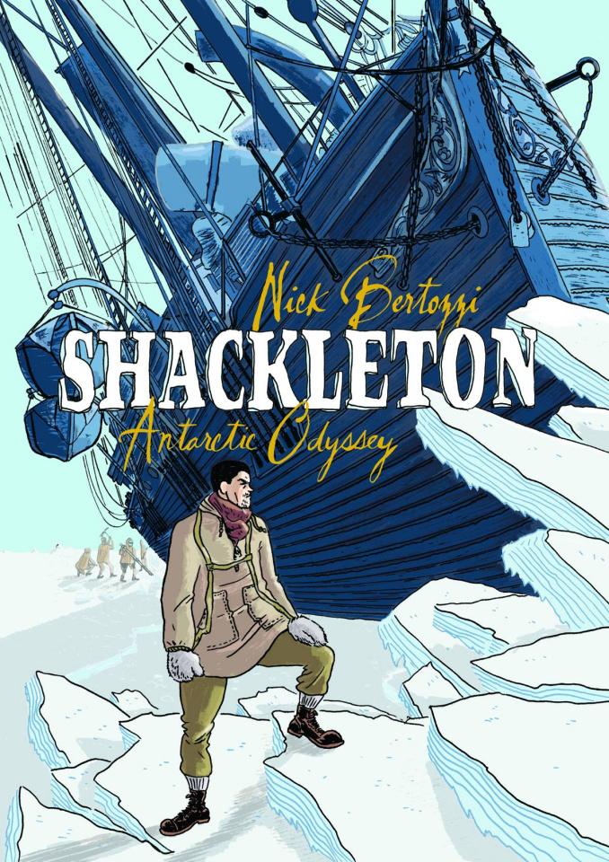 Shackleton Antarctic Odyssey