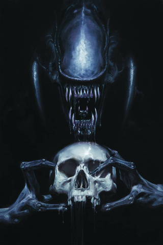 Aliens: Fire and Stone #3
