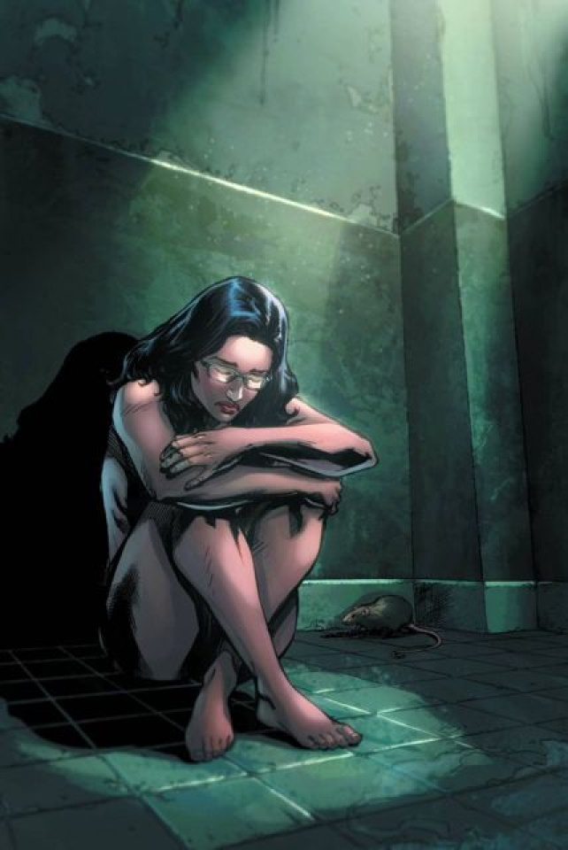 Grimm Fairy Tales #78 (Thompson Cover)
