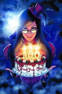 Grimm Fairy Tales #100 (Chatzoudis Cover)