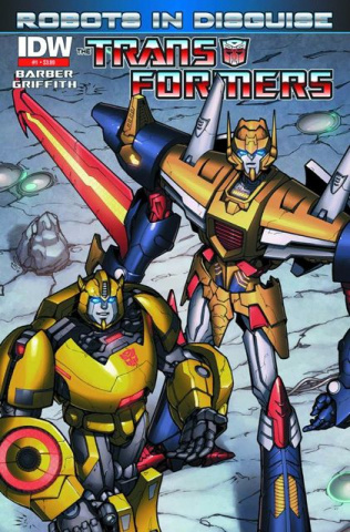 The Transformers: Robots in Disguise #1 (2nd Printing)