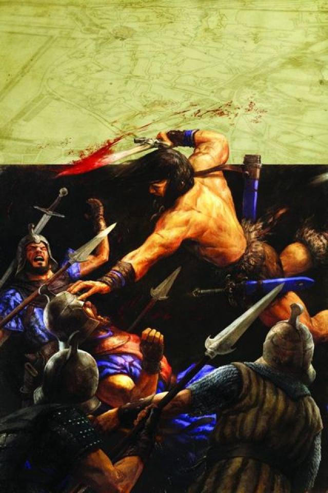 Conan: The Road of Kings #9