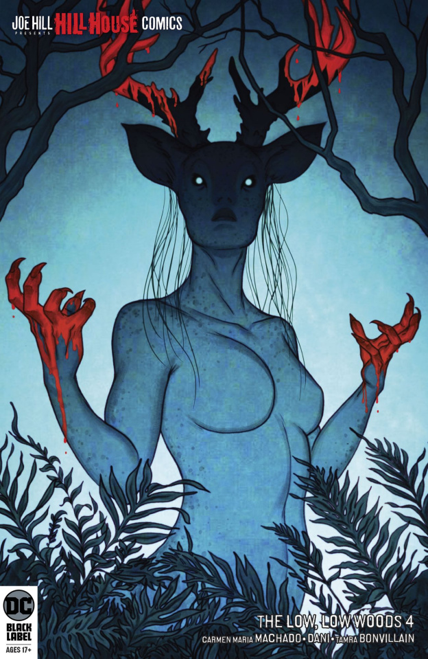 The Low, Low Woods #4 (Jenny Frison Cover)
