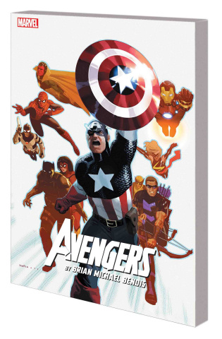 Avengers by Bendis Complete Collection Vol. 2