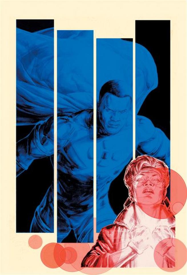 Icon and Rocket, Season One #5 (Doug Braithwaite Card Stock Cover)