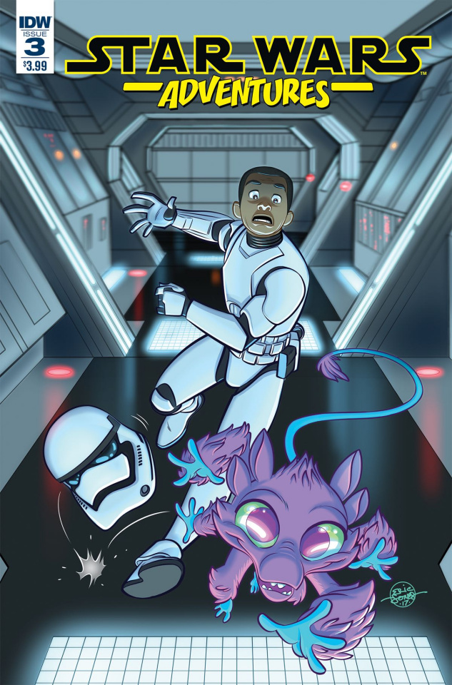 Star Wars Adventures #3 (Jones Cover)