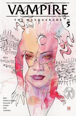 Vampire: The Masquerade #5 (Mack Cover)