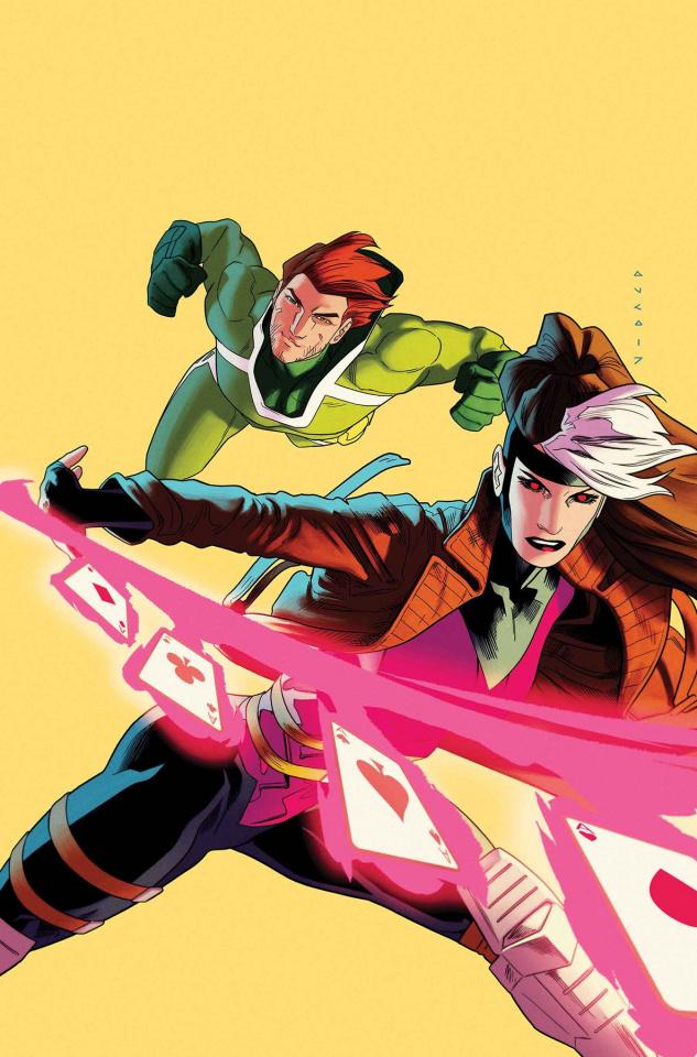 Rogue & Gambit #4