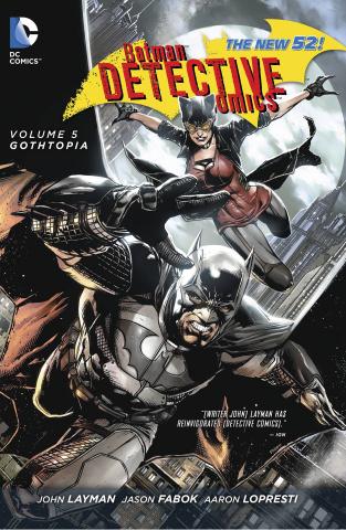 Detective Comics Vol. 5: Gothopia