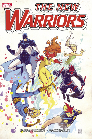 The New Warriors Omnibus Vol. 1