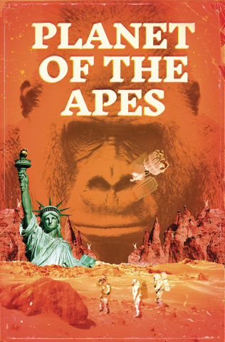 The Planet of the Apes: Ursus #2 (Subscription Carey Cover)