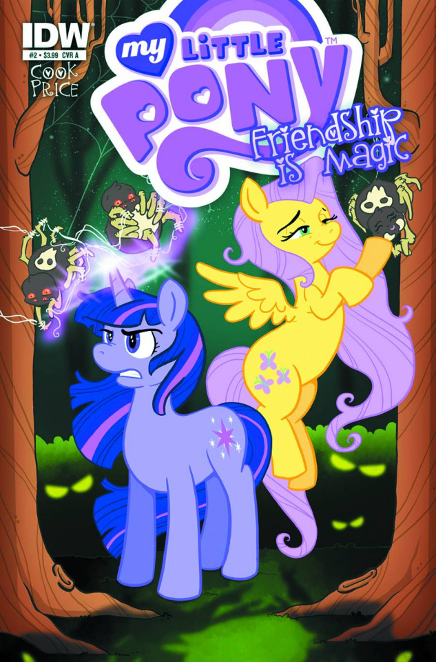 My Little Pony: Friendship Is Magic #2 (2nd Printing)