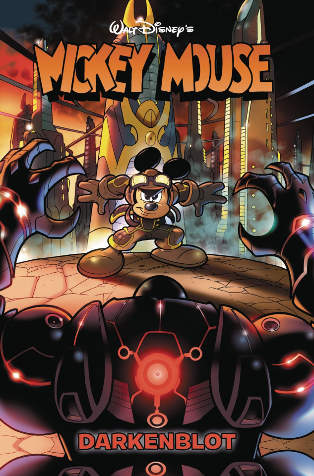 Mickey Mouse: Darkenblot