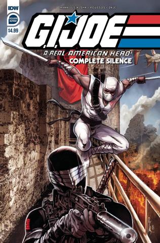 G.I. Joe: A Real American Hero - Complete Silence