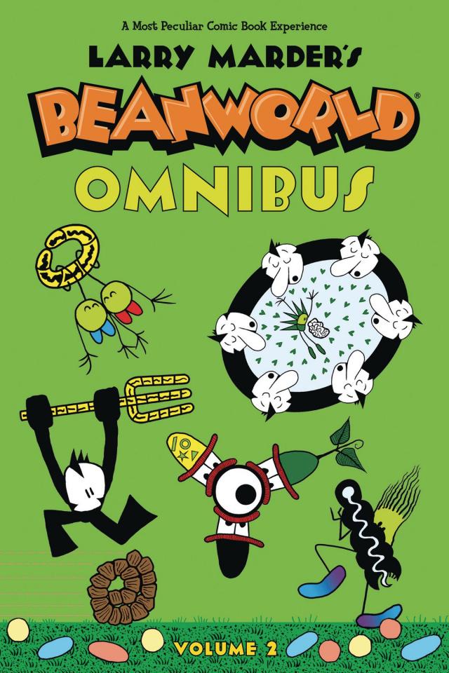 Beanworld Vol. 2 (Omnibus)