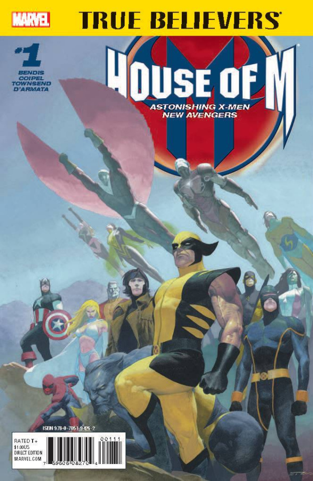 House of M #1 (True Believers)