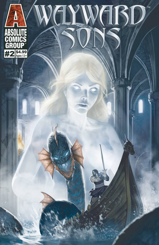 Wayward Sons #2 (Raynor Cover)