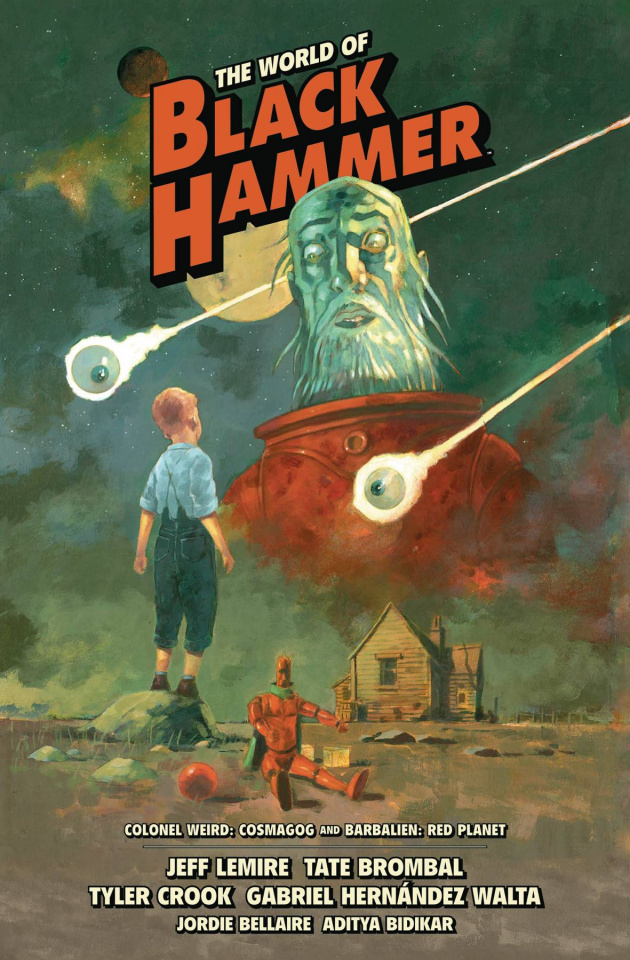 The World of Black Hammer Vol. 3 (Library Edition)