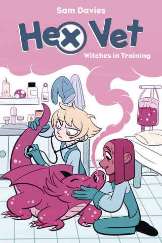 Hex Vet: Witches in Training Vol. 1