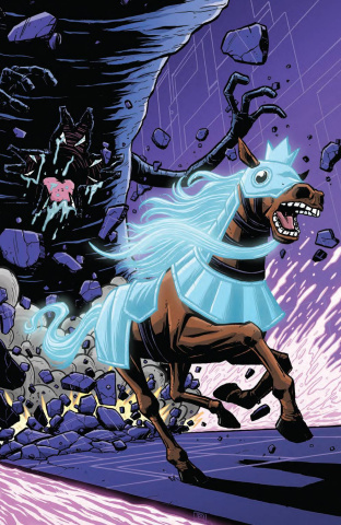 Bravest Warriors: Paralyzed Horse #1 (15 Copy Cover)