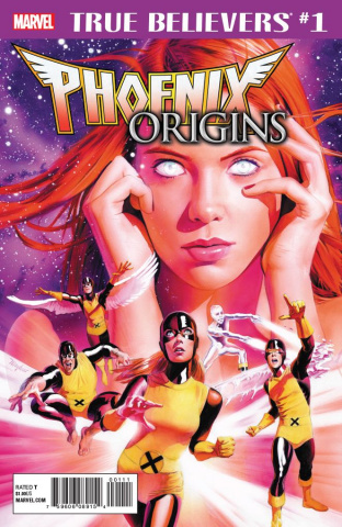 Phoenix Origins #1 (True Believers)