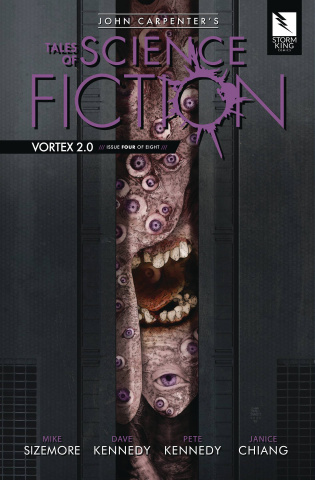 Tales of Science Fiction: Vortex 2 #4