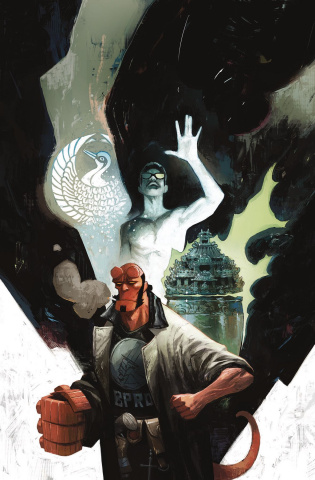 Hellboy and the B.P.R.D. 1954: Ghost Moon #2
