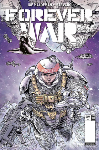 The Forever War #1 (Kurth Cover)