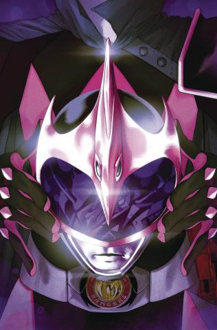 Power Rangers: The Road to Ranger Slayer #1 (Montes Foil Cover)