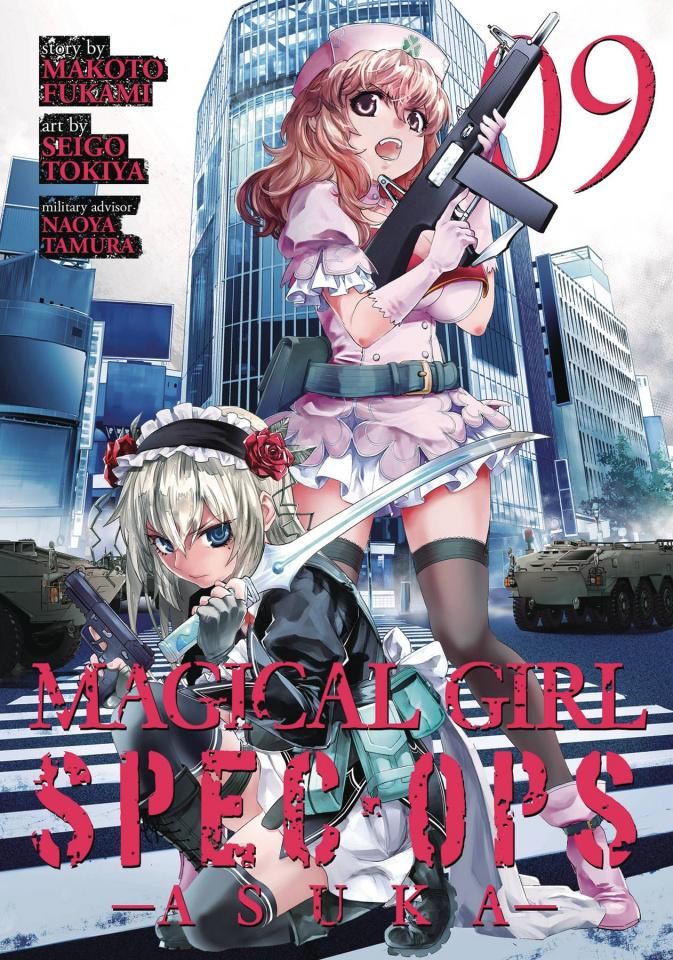 Magical Girl Special Ops: Asuka Vol. 9