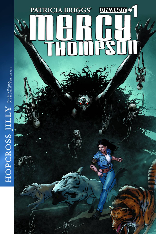 Mercy Thompson #1