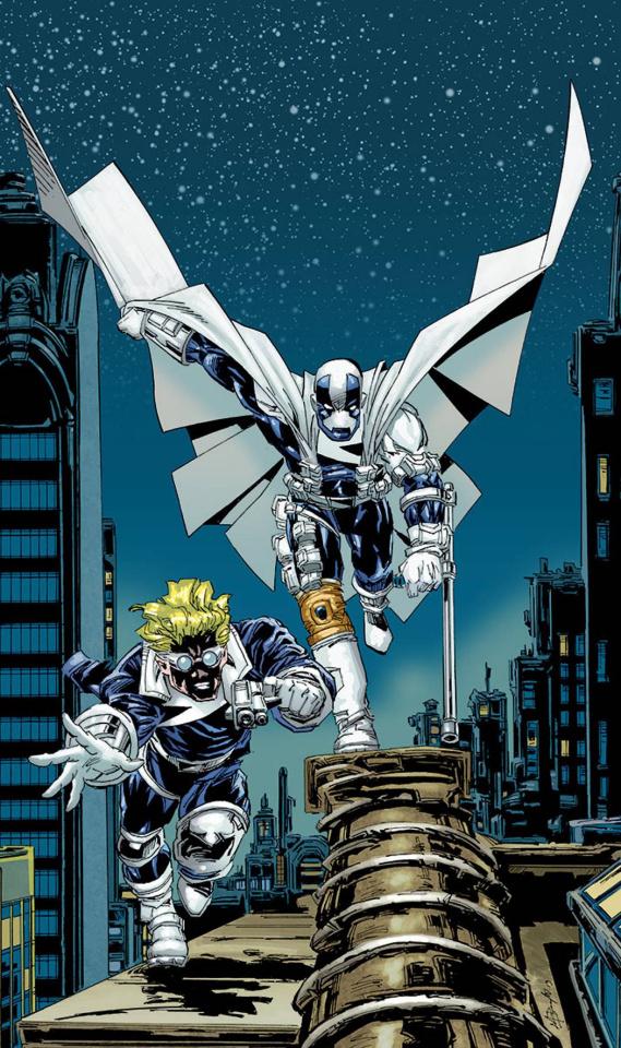 Q2: The Return of Quantum & Woody #1 (Bright Cover)