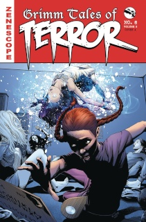 Grimm Tales of Terror #8 (Eric J Cover)