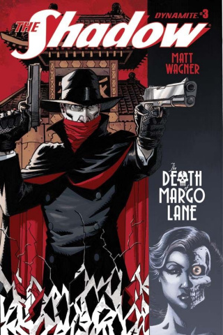 The Shadow: The Death of Margo Lane #3 (Wagner Cover)