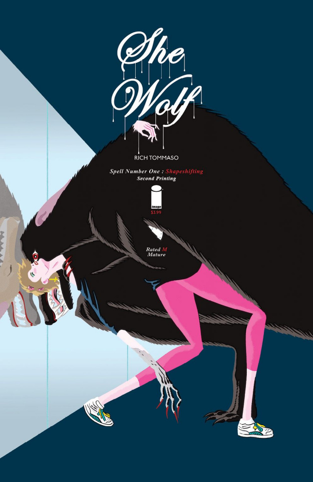 She Wolf #1 (2nd Printing)