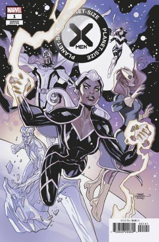 Planet-Sized X-Men #1 (Dodson Cover)