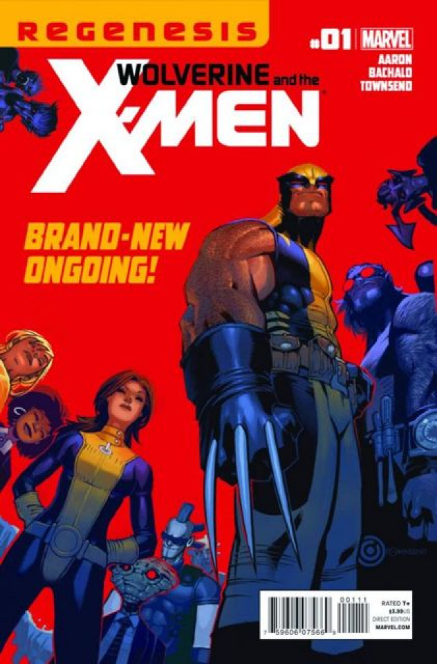 Wolverine and the X-Men #1 (2nd Printing)