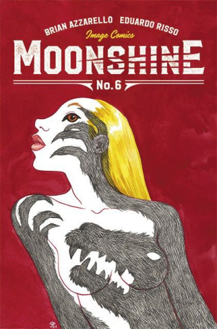 Moonshine #6 (Women's History Month Charity Cover)