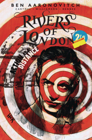 Rivers of London #2: Action at a Distance