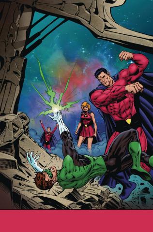 Green Lantern, Season 2 #5