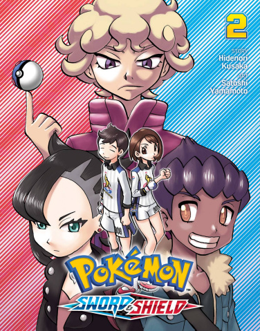 Pokémon: Sword & Shield Vol. 2