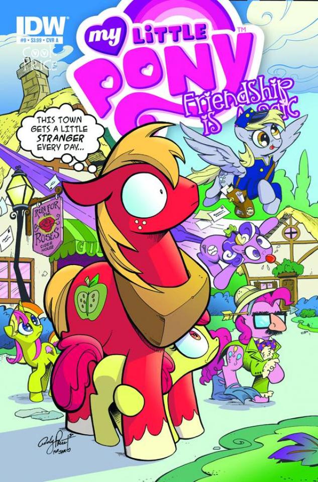 My Little Pony: Friendship Is Magic #9
