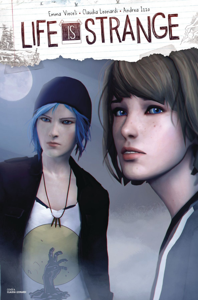 Life is Strange #3 (Game Art Cover)